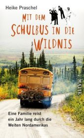 Mit dem Schulbus in die Wildnis Cover