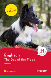 The Day of the Flood, w. Audio-CD Cover