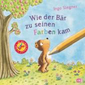 Wie der Bär zu seinen Farben kam