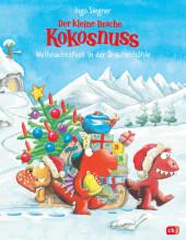 Der kleine Drache Kokosnuss - Weihnachtsfest in der Drachenhöhle