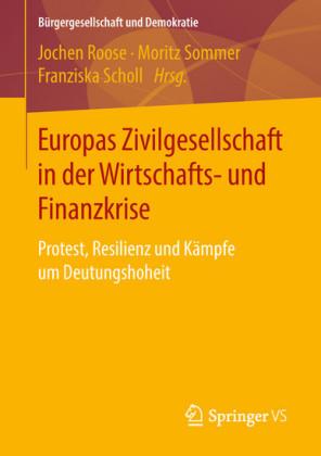 Europas Zivilgesellschaft in der Wirtschafts- und Finanzkrise