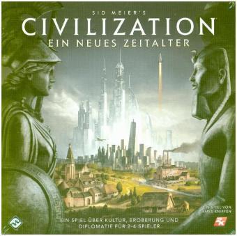 Sid Meier's Civilization, Ein neues Zeitalter (Spiel)