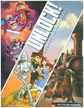 Unlock! Secret Adventures (Spiel)