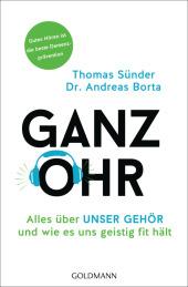 Ganz Ohr Cover