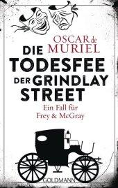 Die Todesfee der Grindlay Street Cover