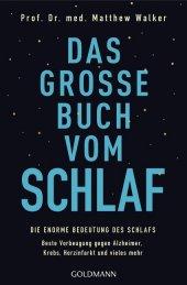 Das große Buch vom Schlaf Cover