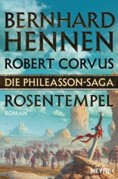 Die Phileasson-Saga - Rosentempel Cover