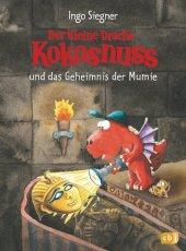 Der kleine Drache Kokosnuss und das Geheimnis der Mumie Cover