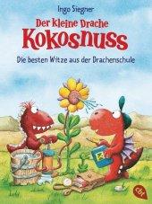 Der kleine Drache Kokosnuss - Die besten Witze aus der Drachenschule Cover