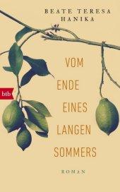 Vom Ende eines langen Sommers Cover