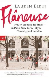 Flâneuse Cover