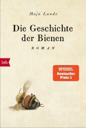 Die Geschichte der Bienen Cover