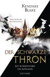 Der Schwarze Thron - Die Schwestern / Die Königin Cover