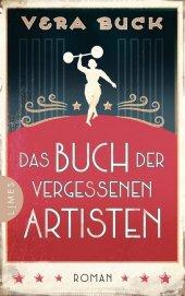 Das Buch der vergessenen Artisten Cover
