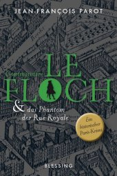 Commissaire Le Floch und das Phantom der Rue Royale Cover