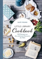 Little Library Cookbook Cover