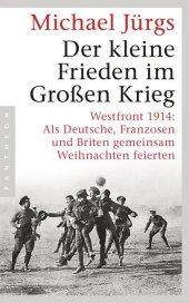 Der kleine Frieden im Großen Krieg Cover
