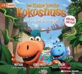 Der kleine Drache Kokosnuss - Auf in den Dschungel, 1 Audio-CD Cover