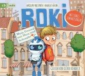 ROKI - Mein Freund mit Herz und Schraube, 2 Audio-CDs Cover