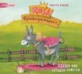 Rosa Räuberprinzessin, 2 Audio-CDs Cover