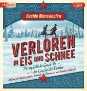Verloren in Eis und Schnee, 1 MP3-CD Cover