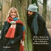 Die schönsten Weihnachtslieder, 1 Audio-CD Cover