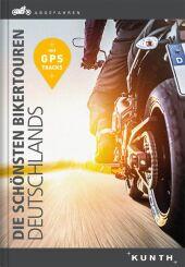 Abgefahren - die schönsten Bikertouren Deutschlands Cover