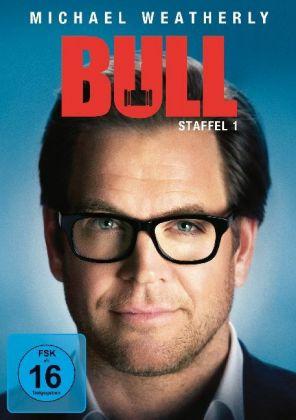 Bull, 6 DVD
