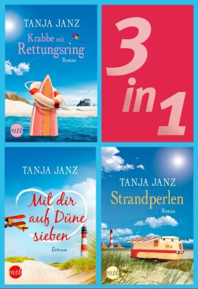 Sommer in St. Peter-Ording - drei nordfriesische Romane (3in1-eBundle)