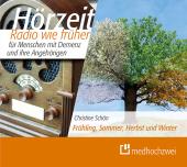 Frühling, Sommer, Herbst und Winter, 1 Audio-CD