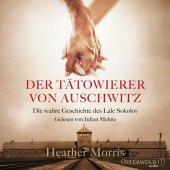 Der Tätowierer von Auschwitz, 2 MP3-CDs Cover