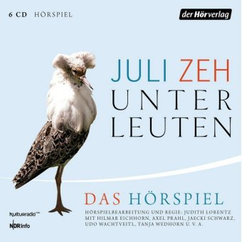 Unterleuten, 6 Audio-CDs