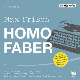 Homo Faber, 7 Audio-CDs