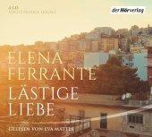 Lästige Liebe, 5 Audio-CDs Cover