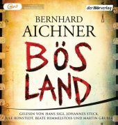 Bösland, 1 MP3-CD Cover