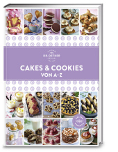Dr. Oetker Cakes & Cookies von A-Z Cover