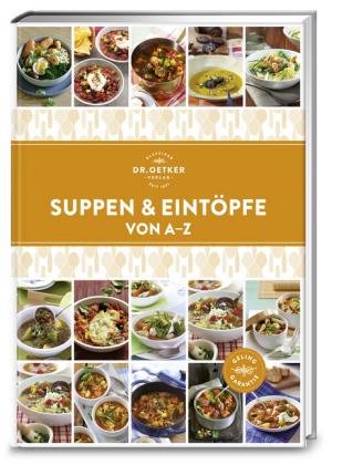 Dr. Oetker Suppen und Eintöpfe von A-Z