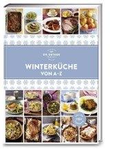 Dr. Oetker Winterküche von A-Z Cover