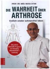 Die Wahrheit über Arthrose Cover