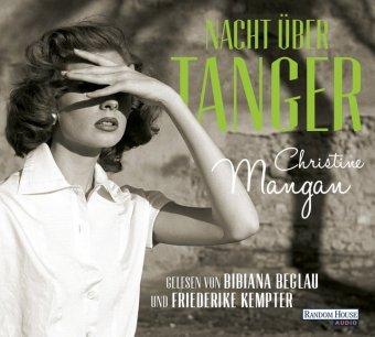 Nacht über Tanger, 8 Audio-CDs