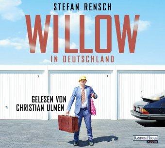 Willow in Deutschland, 2 Audio-CDs