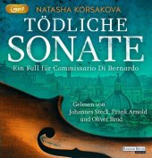 Tödliche Sonate, 2 MP3-CDs Cover