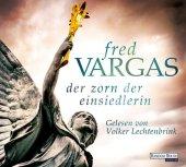 Der Zorn der Einsiedlerin, 6 Audio-CDs Cover