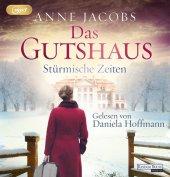 Das Gutshaus - Stürmische Zeiten, 2 MP3-CD Cover