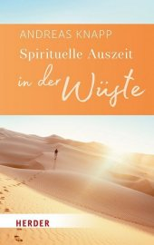 Spirituelle Auszeit in der Wüste Cover