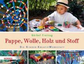 Pappe, Wolle, Holz und Stoff Cover