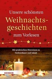 Unsere schönsten Weihnachtsgeschichten zum Vorlesen Cover
