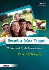 Menschen-Leben-Träume, Der Firmkurs, Kursbegleitung Cover