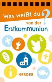 Was weißt du von der Erstkommunion? Cover