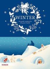 Winter. Das große Lesebuch für die ganze Familie Cover